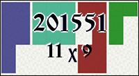 Polyomino №201551
