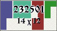 Polyomino №232501
