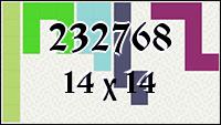 Polyomino №232768