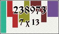 Polyomino №238973