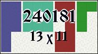 Polyomino №240181