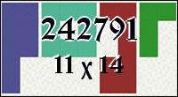 Polyomino №242791