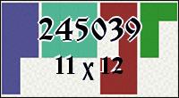 Polyomino №245039