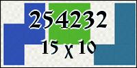 Polyomino №254232