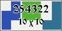 Polyomino №254322