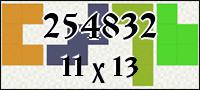 Polyomino №254832