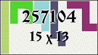 Polyomino №257104