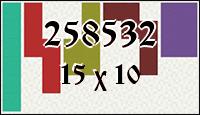 Polyomino №258532