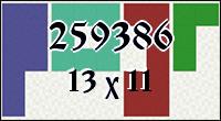 Polyomino №259386