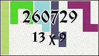Polyomino №260729