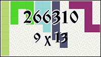 Polyomino №266310