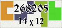 Polyomino №268205