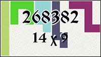 Polyomino №268382
