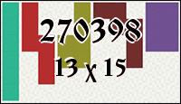 Polyomino №270398