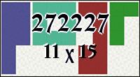 Polyomino №272227