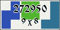 Polyomino №272950