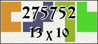 Polyomino №275752