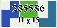 Polyomino №285586