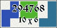 Polyomino №294768