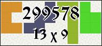 Polyomino №299578