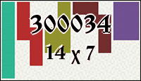 Polyomino №300034