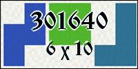 Polyomino №301640