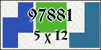 Polyominoes №97881