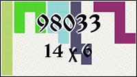 Polyominoes №98033