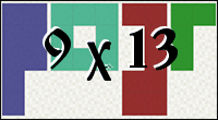 Polyominoes №98405