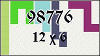 Polyominoes №98776
