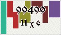 Polyominoes №99499
