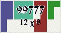 Polyomino №99777