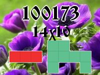 Puzzle polyominoes №100173