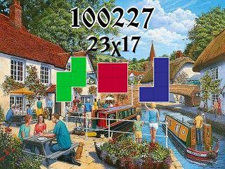 Puzzle polyominoes №100227