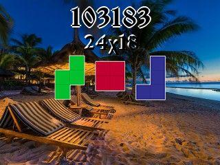 Puzzle polyominoes №103183