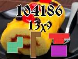 Puzzle polyominoes №104186
