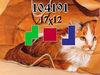 Puzzle polyominoes №104191