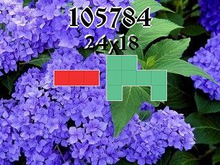 Puzzle polyominoes №105784