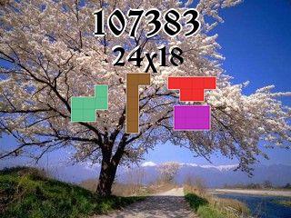 Puzzle polyominoes №107383