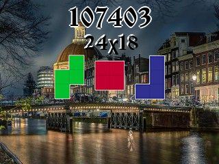 Puzzle polyominoes №107403