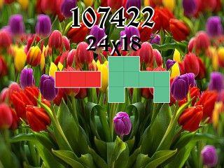 Puzzle polyominoes №107422