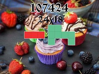 Puzzle polyominoes №107424