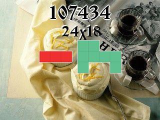 Puzzle polyominoes №107434