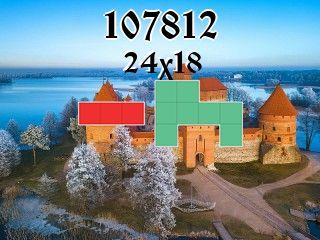Puzzle polyominoes №107812