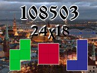 Puzzle polyominoes №108503