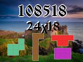 Puzzle polyominoes №108518