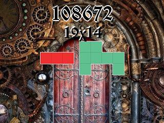 Puzzle polyominoes №108672