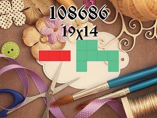 Puzzle polyominoes №108686