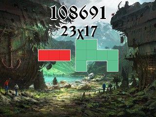 Puzzle polyominoes №108691