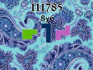 Puzzle polyominoes №111785